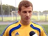 Александр АЛИЕВ: «Мы все будем становиться звездами Евро-2012» (ВИДЕО)