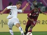 Максим Шацких помог Узбекистану обыграть Катар на Кубке Азии