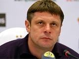 «Таврия» — «Динамо» — 1:1. Послематчевая пресс-конференция