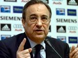 Флорентино Перес: «Главная цель «Реала» — победа в Лиге чемпионов»