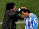 Марадона: «Тевес не умер, его просто убили»