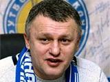 Игорь Суркис поздравил болельщиков «Динамо» с Новым Годом и Рождеством