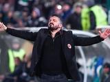 «Милан» по набранным очкам в 2018 году отстает лишь от «Ювентуса»