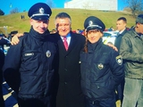 Экс-динамовец Дмитрий Кушниров стал... полицейским! (ФОТО)