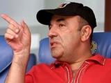 Вадим Рабинович: «В ближайшее время начнем строить стадион»