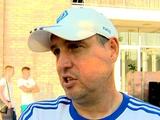 Юрий МОРОЗ: «Ярким впечатлением на юниорском чемпионате мира была встреча с Пеле»