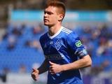 Виктор Цыганков — лучший игрок матча «Динамо» — «Заря»