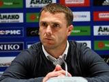 «Динамо» — «Черноморец» — 4:0. Послематчевая пресс-конференция
