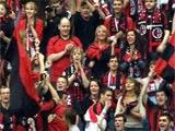 Фанат «Милана» пытался пронести на матч с «Интером» бомбу