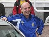 Винченцо Пинколини уходит из «Динамо»