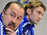 Газзаев и Шевченко пожелали успеха ЦСКА в матче с «Интером»