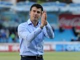 Янис Христопулос: «Я хотел попрощаться с ребятами, но мне сказали, что не нужно»