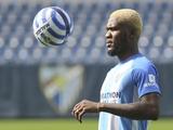 Браун Идейе забил дебютный мяч за «Малагу» (ВИДЕО)