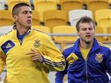 ФОТОрепортаж: тренировка сборной Украины на «Арене Львов» (29 фото)