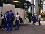 «Динамо» прибыло в Бельгию