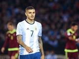 Икарди: «Очень страдал, когда смотрел матчи сборной Аргентины на ЧМ-2018»