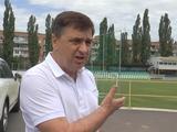 Президент «Полтавы»: «Дайте мне полтора-два года на модернизацию стадиона!»