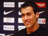 Серхио Бускетс: «Мы постараемся провести великолепный матч против «Милана»