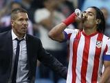 «Атлетико» уже не надеется сохранить Фалькао