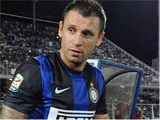 Кассано покидает «Интер»