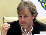 Виталий ДАНИЛОВ: «Хотим чтобы ФИФА и УЕФА выступили арбитром в наших отношениях с ФФУ»