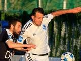 «Динамо» завершило второй сбор победой над «Стремсгодсетом» (ВИДЕО)