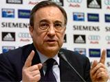 Перес переизбран на пост президента «Реала»