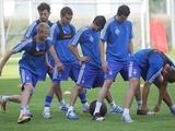 «Динамо»: первый тренировочный день сезона