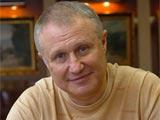 Григорий Суркис поздравил Фоменко и Конькова