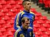 ФОТОрепортаж: тренировка сборной Украины в Лондоне (16 фото)