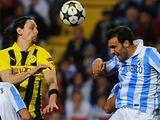 «Малага» — «Боруссия» — 0:0. После матча. Пеллегрини: «Боруссия» — шикарная команда»
