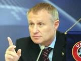 Григорий Суркис: «Инфантино — кандидат УЕФА»