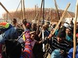 Забастовка строителей стадионов ЧМ-2010 завершена