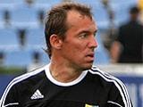 Александр Горяинов вернулся на поле