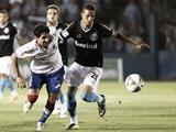 Дуду не было даже на лавке в первом матче «Гремио» в Кубке Либертадорес