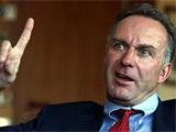 Карл-Хайнц Румменигге: «Роббен останется в «Баварии» надолго»