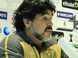 Марадона хочет стать Венгером