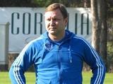 Юрий Калитвинцев: «Моя команда постоянно работает над мастерством завершения атак»