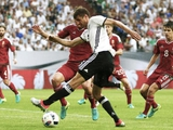 В стане соперника. Германия обыграла Венгрию (ВИДЕО)