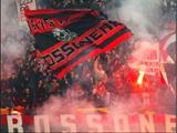 Фанаты «Милана» вышли на демонстрацию