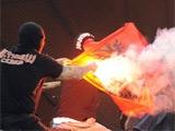 В Турции болельщиков будут сажать в тюрьму за хулиганство