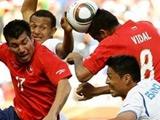 ЧМ-2010. Гондурас — Чили — 0:1 (ВИДЕО)