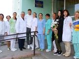 Артем и Анна Кравец купили оборудование для родильного отделения больницы