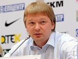 Сергей Палкин: «По Объединенному кубку Украины и России зажегся зеленый свет»