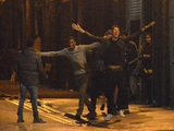 МЮ оштрафовал троих игроков за празднование поражения (ФОТО)