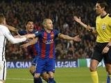 В УЕФА остались недовольны работой арбитра матча «Барселона» — ПСЖ