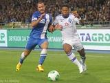 Чемпионат Украины, 8-й тур: «Динамо» сыграло вничью с «Днепром»