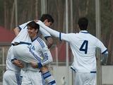 Чемпионат U-19. «Карпаты» — «Динамо» — 1:4