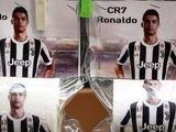 В Неаполе выпустили туалетную бумагу с изображением Роналду (ФОТО)
