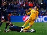 Апрельские неудачи «Барселоны» продолжаются